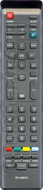 Пульт для Acer RC-48KEY