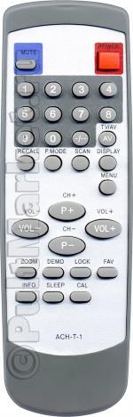 Пульт для Akira ACH-T-1