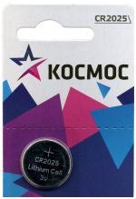 Батарейка КОСМОС CR2025