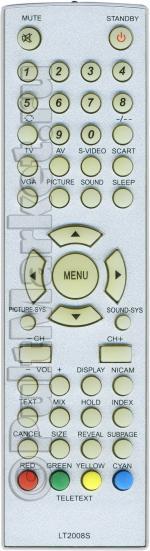 Пульт для BBK LT2008