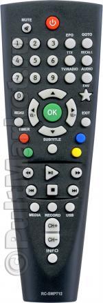 Пульт для BBK RC-SMP712