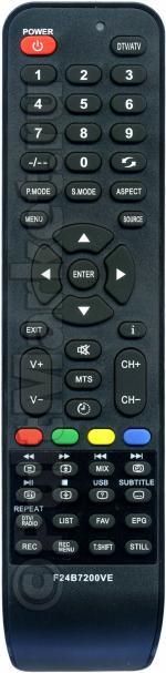 Пульт для DEXP F24B7200VE