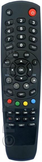 Пульт для ДОМ.РУ TV Mini