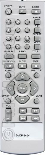 Пульт для Elenberg DVDP-2404