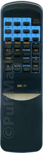 Пульт для Funai MK11