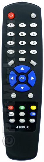 Пульт для Galaxy Innovations (Gi) 4160CX