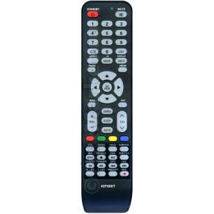 Пульт для Kraft KTV-С40FD02T2CI