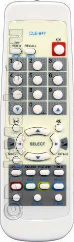 Пульт для Hitachi CLE-947