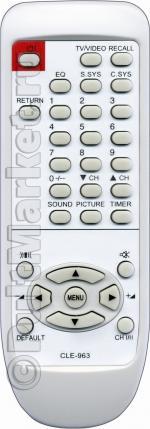 Пульт для Hitachi CLE-963