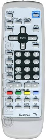 Пульт для JVC RM-C1309