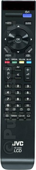 Пульт JVC RM-C2503 (оригинал)