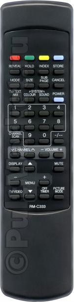 Пульт для JVC RM-C333