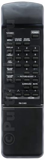Пульт для JVC RM-C463