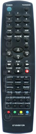 Пульт для LG 6710V00112N
