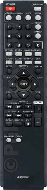 Пульт для LG AKB32713201