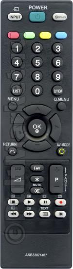 Пульт для LG AKB33871407