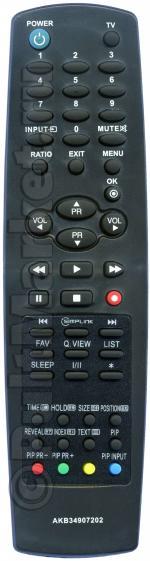 Пульт для LG AKB34907202
