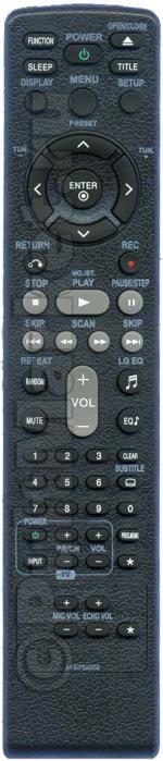 Пульт для LG AKB37026832