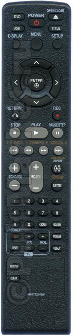 Пульт для LG AKB72216901