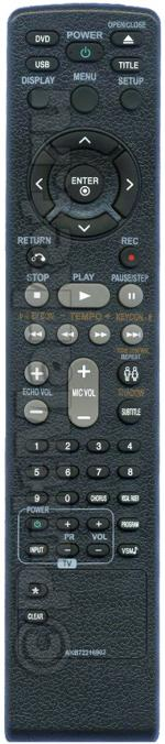 Пульт для LG AKB72216902