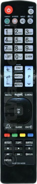 Пульт для LG AKB72914009