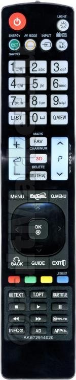 Пульт для LG AKB72914020