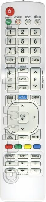 Пульт для LG AKB72915279