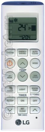 Пульт для LG AKB73635624 (оригинал)