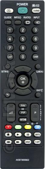 Пульт для LG AKB73655822