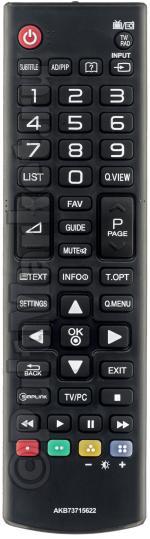 Пульт для LG AKB73715622