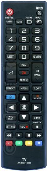 Пульт для LG AKB73715659
