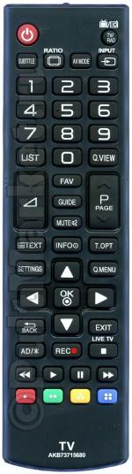 Пульт для LG AKB73715680