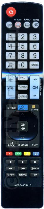Пульт для LG AKB74455416