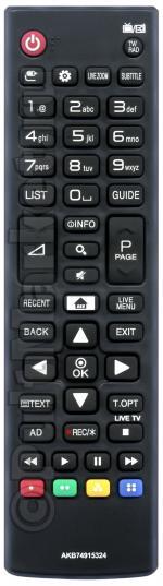 Пульт для LG AKB74915324
