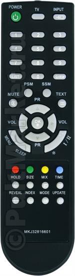 Пульт для LG MKJ32816601