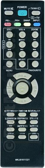 Пульт для LG MKJ61611321