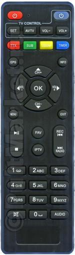 Пульт для Lumax DV4205HD