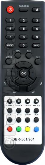 Пульт для Selenga HD900