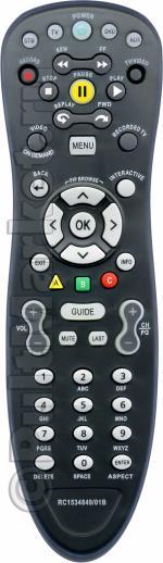 Пульт для Motorola MXv3 (Билайн ТВ)