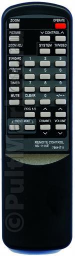 Пульт для Nec RD-1110E