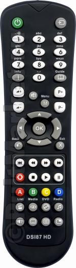 Пульт для Sagemcom DSI87 HD