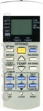 Пульт для Panasonic A75C3058