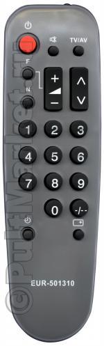 Пульт для Panasonic EUR501310