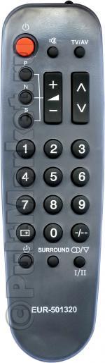 Пульт для Panasonic EUR501320
