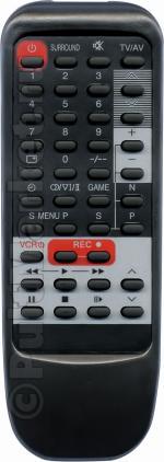 Пульт для Panasonic EUR644661
