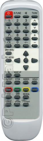 Пульт для Panasonic EUR646925 (EUR646930)