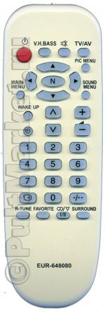 Пульт для Panasonic EUR648080