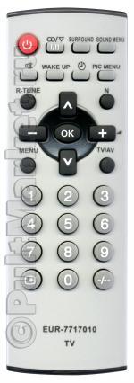 Пульт для Panasonic EUR7717010