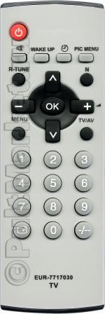 Пульт для Panasonic EUR7717030