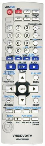 Пульт для Panasonic N2QAYB000006